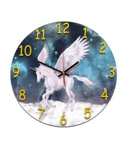 Unicorn Clock Argo