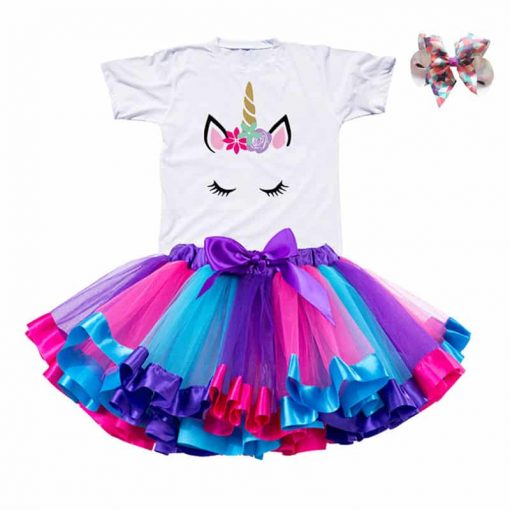 Unicorn Dress Bonnie