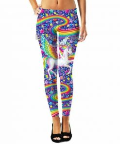 Unicorn Leggings Lisa