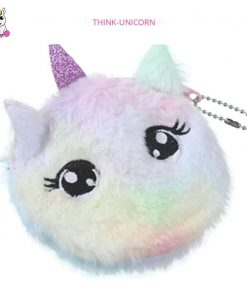 Unicorn Purse Stuffed