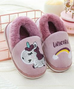 Unicorn Slippers Ty
