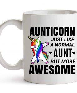 Unicorn Mug Awesome