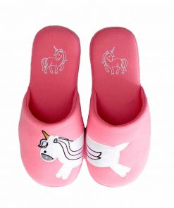 Unicorn Slippers Ball