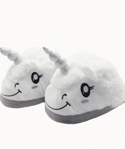 Unicorn Slippers Womens