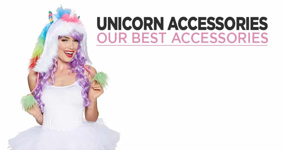 The Best Unicorn Accessories To Turn Into A Unicorn