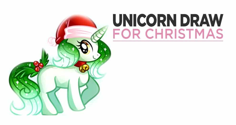 Our Best Unicorn Designs For Christmas