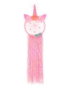 Unicorn Dream Catcher Pink