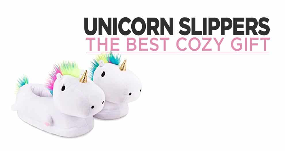 The Magical Unicorn Slippers That Will Light Up Your World
