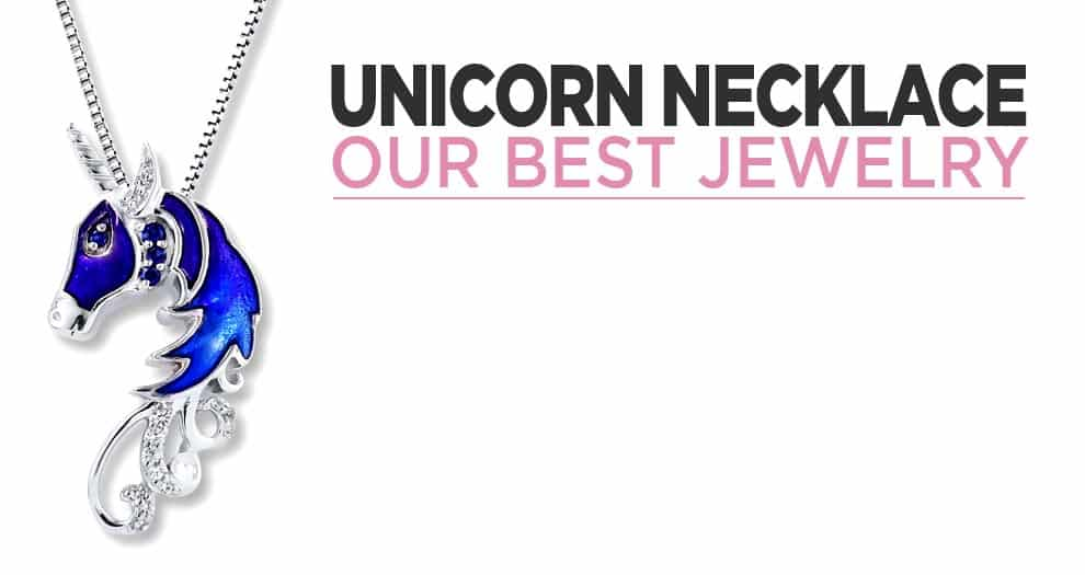 How To Dress Your Outfits With Silver Unicorn Necklaces?
