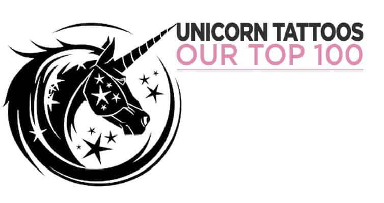 Top 100 Unicorn Tattoos