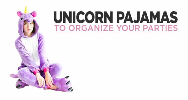 Unicorn Pajamas For Your Fancy Dress Parties