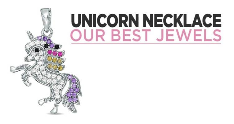 Unicorn Necklace Designs That Will Make You Fall For Them