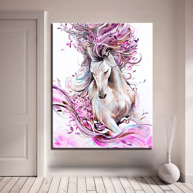 Beautiful Unicorn Painting