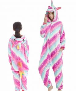 Unicorn Pajamas Family