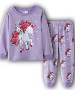 Unicorn Pajamas Juniors