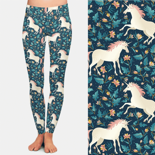 Unicorn Leggings For Sale