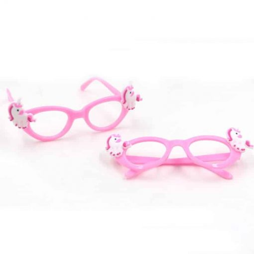 Unicorn Glasses Pink