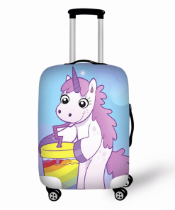 Unicorn Suitcase Drink