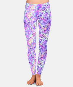 Unicorn Leggings Galaxy