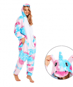 Unicorn Pajamas Carte Girls