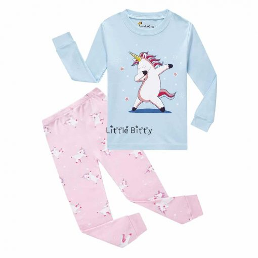 Unicorn Pajamas For Boys