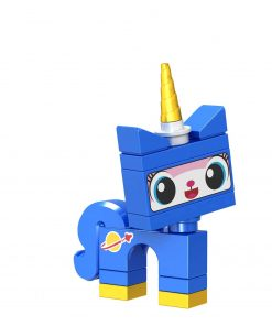 Lego Unicorn Blue Movie