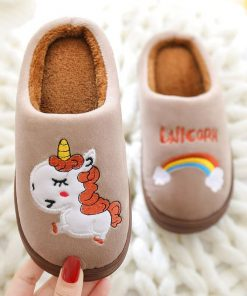 Unicorn Slippers Toddler Uk