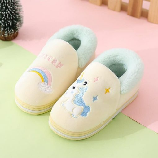Unicorn Slippers Joul