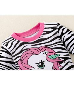 Unicorn Pajamas Holiday