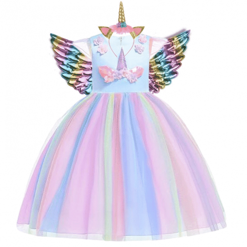 Unicorn Dress Tutu The Amazon Forest