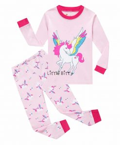 Unicorn Pajamas Big Girls
