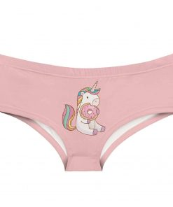 Unicorn Underwear Donuts