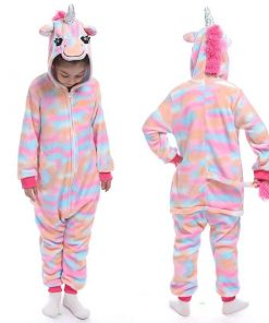 Unicorn Pajamas Tween