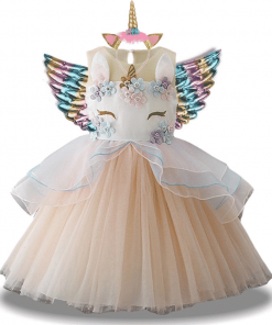 Unicorn Dress The Amazon Princess