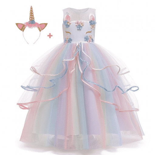 Unicorn Dress Up 2