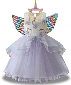 Unicorn Dress Outfit