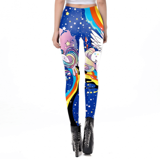 Unicorn Leggings Universe