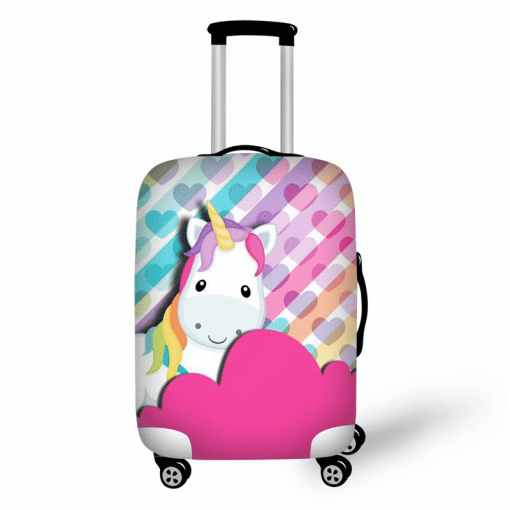 Unicorn Suitcase Cute