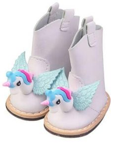 Unicorn Boots Wings