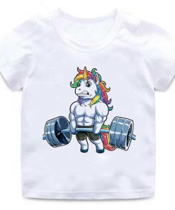 Unicorn Shirt Workout