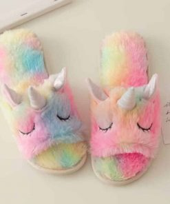Unicorn Slippers Ugg