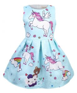 Unicorn Dress Cupcake