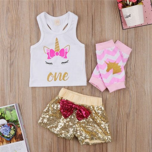 Unicorn Tank Top Birthday