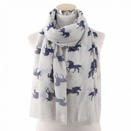 Unicorn Scarf Beautiful