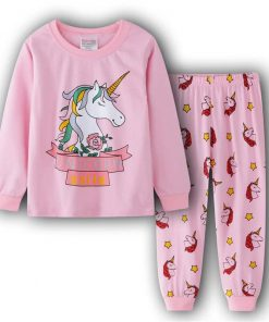 Unicorn Pajamas 3t