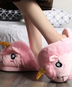 Unicorn Slippers Capelli
