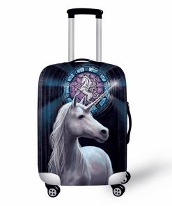 Unicorn Suitcase Divinity