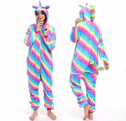Unicorn Pajamas Unisex