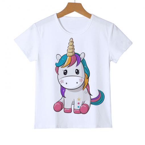 Unicorn Shirt Kawaii