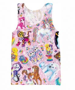 Unicorn Tank Top Lisa Frank